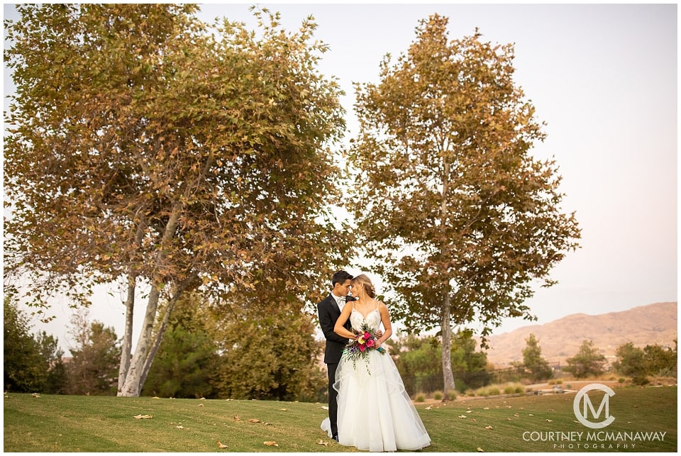 The Best Winter Wedding Timeline by Temecula Wedding Photographer Courtney McManaway Photography