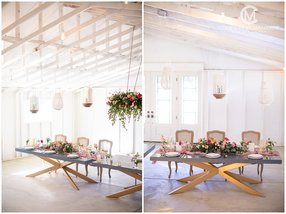 Winter White Barn Micro Wedding in Temecula, CA by Temecula Wedding Photographer Courtney McManaway Photography